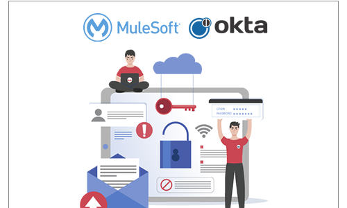 Configure Okta with MuleSoft Anypoint plaform