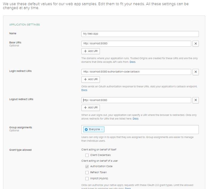 okta-idp-create-application-form
