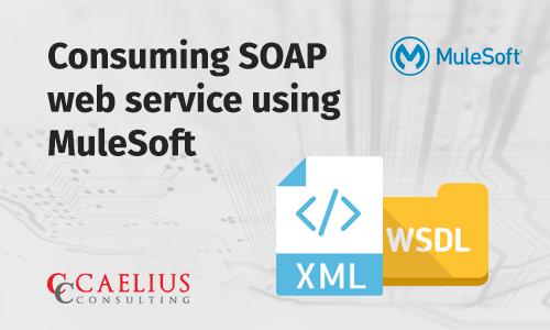 Consuming SOAP web service using MuleSoft