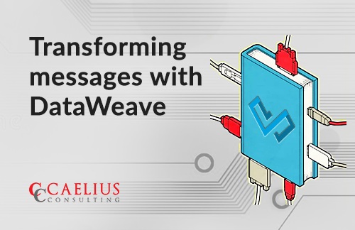 Transforming messages with DataWeave
